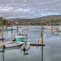 Northeast Harbor by Paul Schultz