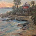 Northeast Sunset by Cheryl Tasevski