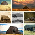 Northeastern California Barns by Sherri Meyer