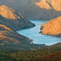 Northern Arizona Lake Mead by Florine Duffield