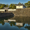 Northern Gate Of Edo Castle by Photopoint Art