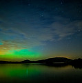 Northern Light In Co. Clare by Niall Cosgrove