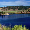 Northern New Mexico Lake by Bob Phillips
