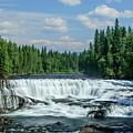 Northern Waterfall by Christian Heeb