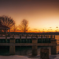 Northport Sunset by Alissa Beth Photography
