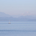 Northshore Sailing by Rasma Bertz