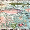 Northwest Fish Mural