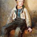 Norwegian Boy by Egron Sellif Lundgren