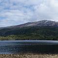 Norwegian Lake by Hannes Bielefeldt