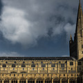 Norwich Cathedral by Lee Ellett