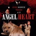 Norwich Terrier Art Canvas Print - Angel Heart Movie Poster by Sandra Sij