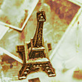 Nostalgic Mementos Of A Paris Trip by Jorgo Photography - Wall Art Gallery
