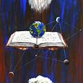 Nostradamus by Arturas Slapsys