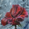 Not Every Rose Is Perfect by Idella Cutler