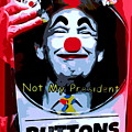 Not My President by Ed Weidman