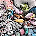 Note Card Art by Ronda Breen