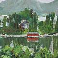 Nothagen Island Scenery by Andrei Belevich