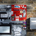 Notice Board For Scrap by Jez C Self