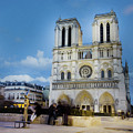Notre Dame Cathedral Paris 3 by Alex Art and Photo