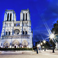 Notre Dame Cathedral Paris 4 by Alex Art and Photo