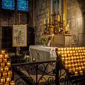 Notre Dame Chapel by Mark Llewellyn