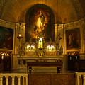 Notre-dame-de-bon-secours Chapel by Deborah Benoit