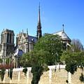 Notre Dame by Hans Jankowski