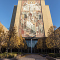 Notre Dame Library 2 by John McGraw