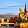 Notre Dame by Mick Burkey