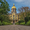 Notre Dame University Q by David Haskett II