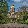 Notre Dame University Q1 by David Haskett II
