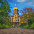 Notre Dame University Q2 by David Haskett II