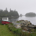 Nova Scotia by Sandra Bourret