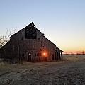 November Barn by Bonfire Photography
