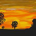 Novice Desert Sky by Jenny Revitz Soper