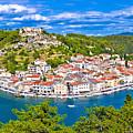 Novigrad Dalmatinski Waterfront And Bay View by Brch Photography