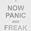 Now Panic 0 by Rob Hans