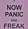 Now Panic 20 by Rob Hans
