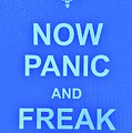 Now Panic 3 by Rob Hans