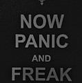 Now Panic 30 by Rob Hans