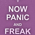 Now Panic 7 by Rob Hans