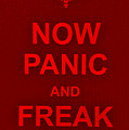 Now Panic 9 by Rob Hans