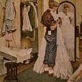 Nr-dress Norman Rockwell by Eloisa Mannion