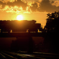 Ns Local At Sunset by Cory Claxon