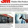 Nu-vue Window Films Infographics by Julie Carter