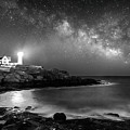 Nubble At Night by Jatinkumar Thakkar