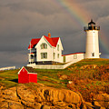 Nubble Lighthouse by Cliff Nixon