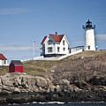 Nubble Lighthouse by Thomas  Jarvais
