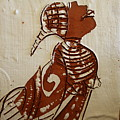 Nude 5 - Tile by Gloria Ssali