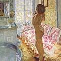 nude against the light 1908 Pierre Bonnard by Eloisa Mannion